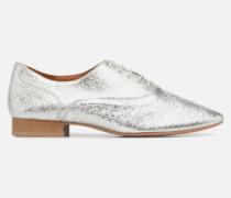 Carioca Crew Chaussures à Lacets #2 Schnürschuhe in silber