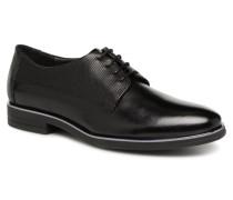 Niperfo Schnürschuhe in schwarz