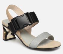 Molten Sandal Mid Sandalen in mehrfarbig