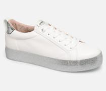 ONLSHERBY GLITTER PU SNEAKER 15184239 Sneaker in weiß