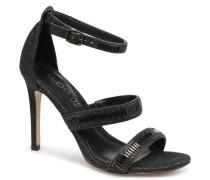 LAWMAN Sandalen in schwarz
