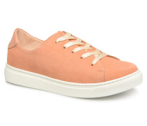 Past plume Sneaker in rosa