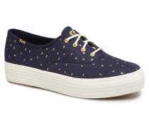 Triple Ethereal Sneaker in blau
