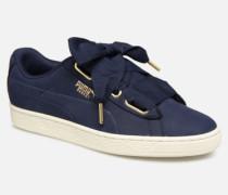 Basket Heart Soft Sneaker in blau