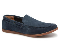 Morven Sun Slipper in blau