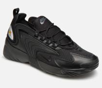 Zoom 2K Sneaker in schwarz