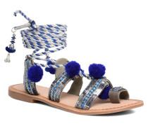 Yurak Sandalen in blau