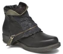 Nikol Stiefeletten & Boots in schwarz