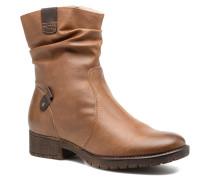 Lino Stiefeletten & Boots in braun