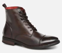 Clapham Stiefeletten & Boots in braun
