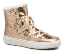 Pulse Z.Glitter Stiefeletten & Boots in goldinbronze