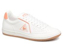 Icons W S LeatherinGum Sneaker in weiß