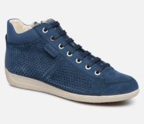 D MYRIA B D8268B Sneaker in blau