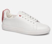 HIGGY Sneaker in weiß