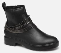 15184260 ONLBAD CHAIN WRAP BOOTIE Stiefeletten & Boots in schwarz