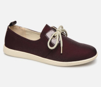 Stone One W Office Sneaker in weinrot