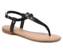 LAYURE Sandalen in schwarz