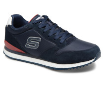 Sunlite Waltan Sneaker in blau