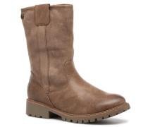 63851 Stiefeletten & Boots in braun