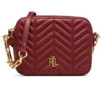 Payton Chain Crossbody Small Handtasche in rot