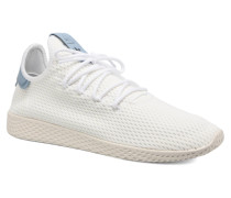 Pharrell Williams Tennis Hu Sneaker in weiß
