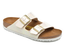 Arizona Flor W Clogs & Pantoletten in beige