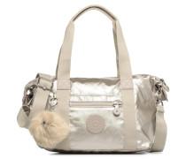 ART MINI Handtasche in silber