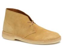 Desert Boot M Stiefeletten & Boots in beige
