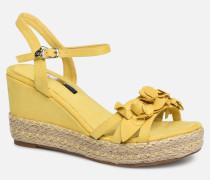 35040 Sandalen in gelb