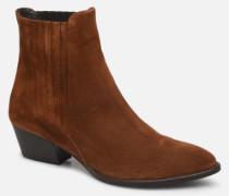 SAN DIEGOinVEL Stiefeletten & Boots in braun