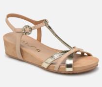 BIRINA Sandalen in beige