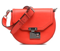 PARIS SADDLE BAG Handtasche in orange