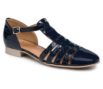 Jobano Sandalen in blau