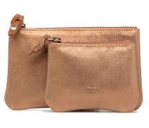 3040S18 Portemonnaies & Clutches für Taschen in braun
