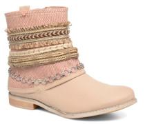Nadoco Stiefeletten & Boots in beige