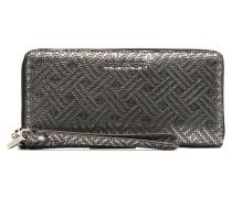 Money Pieces Travel continental Portemonnaies & Clutches für Taschen in silber
