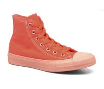 Chuck Taylor All Star II Hi Pastel Midsoles W Sneaker in orange