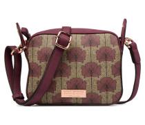 Fiorella Crossbody Bag Handtasche in weinrot