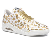 Skate Sneaker in goldinbronze