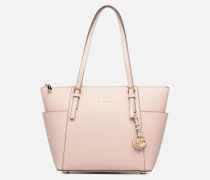 JET SET ITEM EW TZ Tote Handtasche in rosa