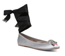 CORAL Ballerinas in grau
