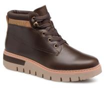 Pastime Stiefeletten & Boots in braun