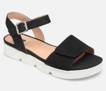 51085 Sandalen in schwarz