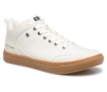 Tudor Mid Sneaker in weiß