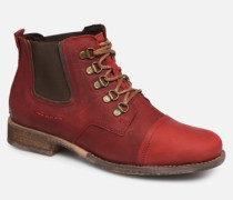 Sienna 09 Stiefeletten & Boots in rot