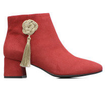 Boots Camp #3 Stiefeletten & in rot