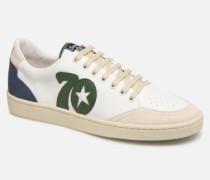 SEVENTIES 13 Sneaker in weiß