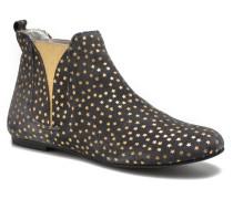 Patch gold Stiefeletten & Boots in blau
