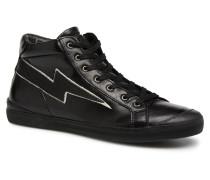 Nerola F Cash Sneaker in schwarz