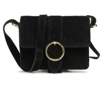 LITTLE FLOYD Handtasche in schwarz